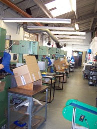 Injection Moulding Shop